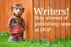 publishing opportunities for writers